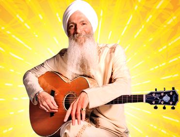 Sikh devotional musician and expert guitarist.