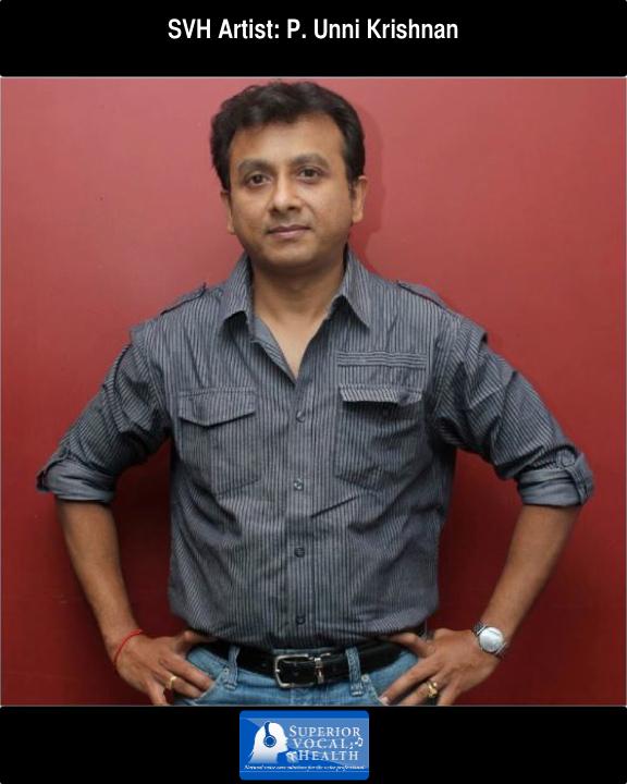 National award-winning film playback singer